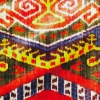 Ikat pattern, Central Asia