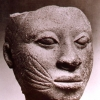Carved head, Ife, Nigheria